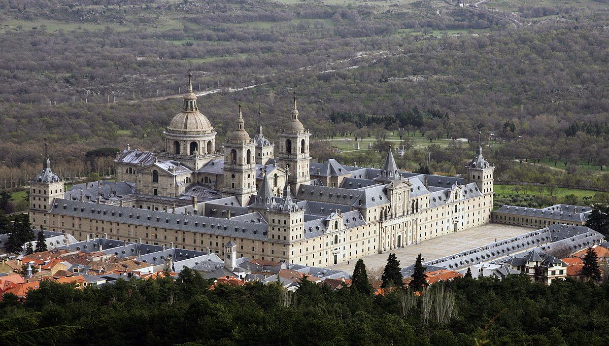 Real Sitio De San Lorenzo De El Escorial Y El Escorial Wikipedia La Enciclopedia Libre