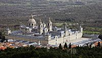 Escorial in Madrid (Kloster mit Umgebung)