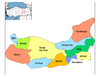 Districts of Elâzığ