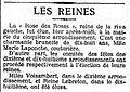 Election de la Rose des Roses 1912 - Le Matin - 5 février 1912 - PAge 4 - 6ème colonne - Copie.jpg