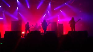 Electric Wizard - Image: Electric Wizard au Hellfest 2014