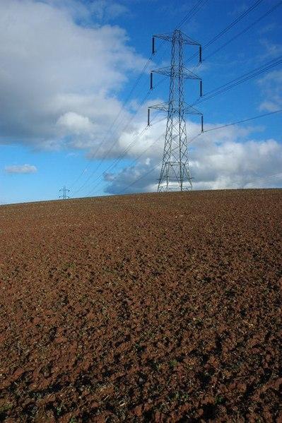 Electricity Pylons History