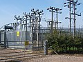 Electricity substation by the B1066 just north of Boxted - geograph.org.uk - 971633.jpg