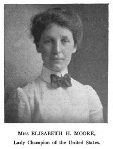 Elisabeth Moore - Wikipedia