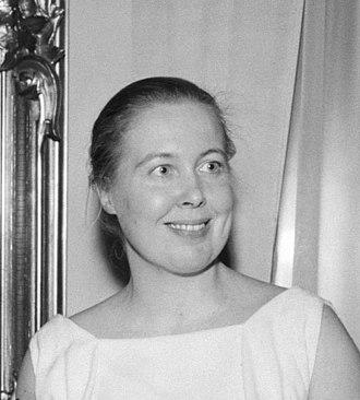 Elissa Aalto - Elissa Aalto in 1959