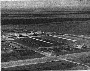 Jomo Kenyatta International Airport - Embakasi Airport in 1958
