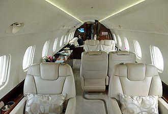 Embraer Legacy 600 - Legacy 650 interior
