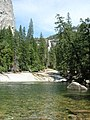 Emerald Pool, Silver Apron, and Nevada Falls in Yosemite.jpg
