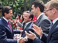 Encuentro con diputados federales electos del PRI y Partido Verde. (21037838822).jpg