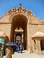 Entrance of Brihadesvara temple.jpg