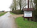 Entrance to Waveney Valley Holiday Park - geograph.org.uk - 1779581.jpg