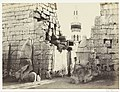 Entrance to the great temple. Luxor., RP-F-F25403-AB.jpg