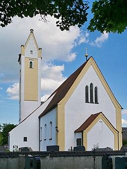Kirchfeldweg in Erdweg