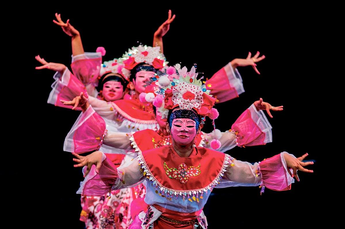 Betawi Mask Dance Wikipedia