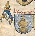 Escudo da Galiza no armorial de Rineck (1473).jpg