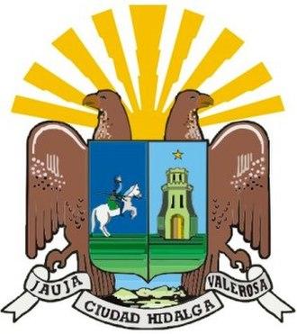 Jauja Province - Image: Escudo de Jauja