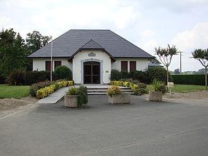 Espès-Undurein - The town hall of Espès-Undurein