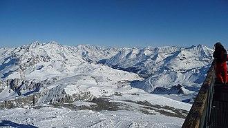 Tignes - Val d'Isère - Image: Espace Killy