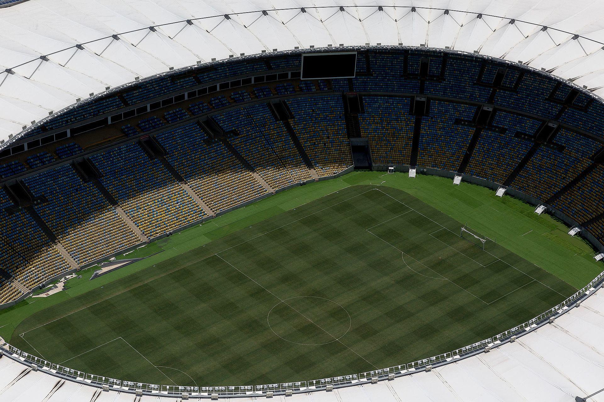 Estadio Mineirão, Belo Horizonte, Brasil