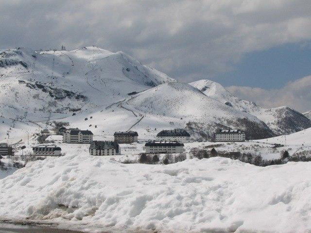 Estación de Valgrande-Pajares