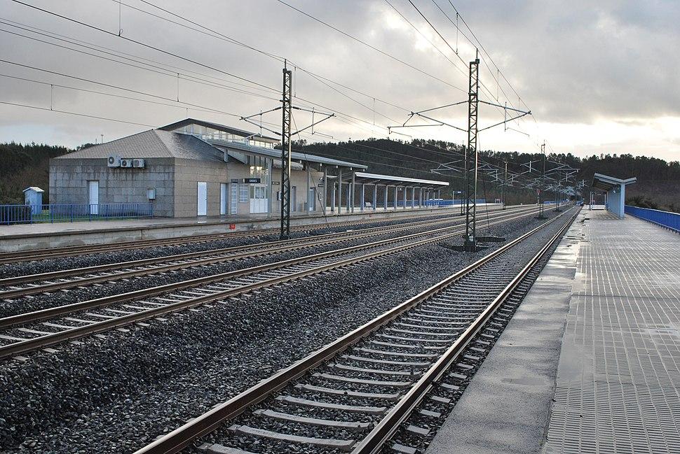 Estacion de Ordes Fosado A Coruña - Santiago de Compostela