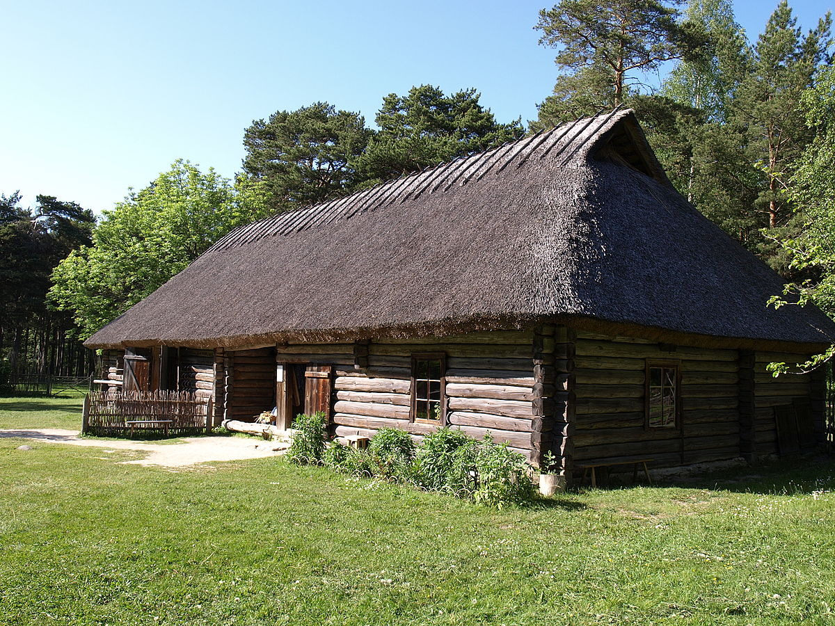 Estonian vernacular architecture - Wikipedia