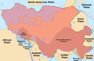 Eurasian Plate - The Eurasian Plate
