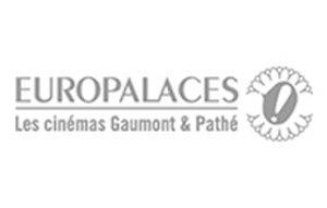 Les Cinémas Gaumont Pathé - The former logo of Les cinémas Gaumont Pathé