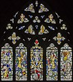 Exeter Cathedral, Stained glass window (36054525804).jpg