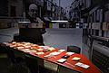 Exposició de Vicent Andrés Estellés, llibres.JPG