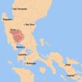 Extent of Kapampangan language.PNG
