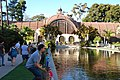 Exterior of the Balboa Park Botanical Building 2 2014-03-12.jpg