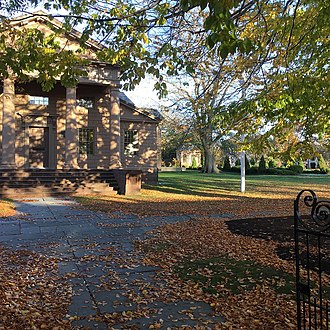 Redwood Library and Athenaeum - The Redwood Library and Athenaeum November 2016
