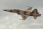 F-5N Tiger II of VFC-111 in flight c2013.jpg