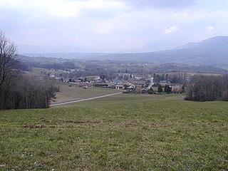 Chilly, Haute-Savoie Commune in Auvergne-Rhône-Alpes, France