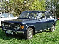 Fiat 128 wagon