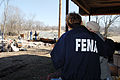 FEMA - 34169 - FEMA Community Relations worker speaks with a resident in Arkansas.jpg