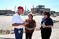 FEMA - 39091 - Local officials and FEMA workers in Texas.jpg