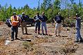 FEMA - 43977 - FEMA, MEMA, County EMA, County Supervisor at Home Site in Mississippi.jpg