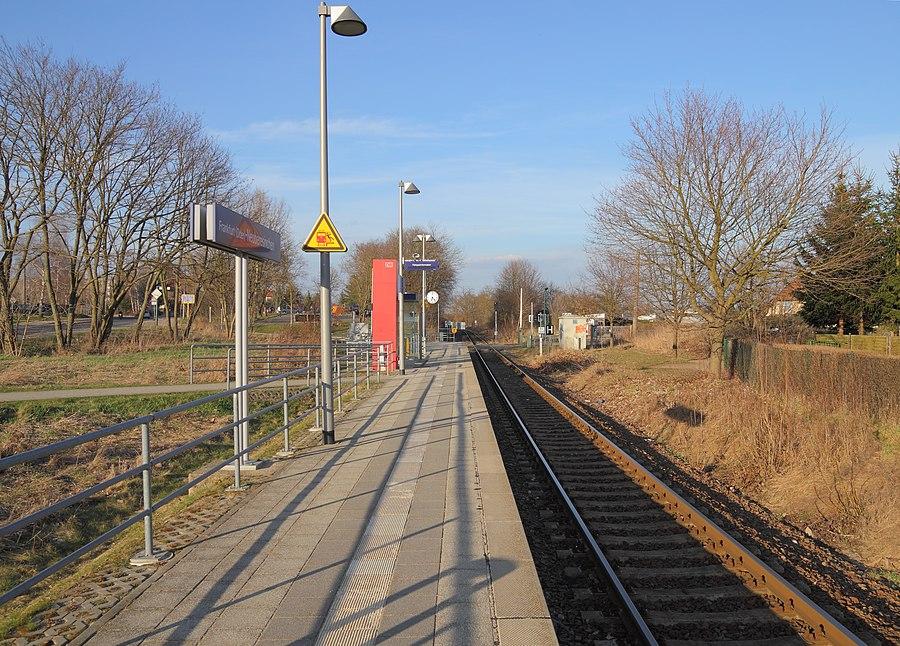 Frankfurt (Oder)-Neuberesinchen station