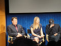 FRINGE On Stage @ the Paley Center - John Noble, Anna Torv, Akiva Goldsman (5741151579).jpg