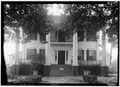 FRONT VIEW. - Perkins-Spencer House, Spencer Street, Eutaw, Greene County, AL HABS ALA,32-EUTA,3-1.tif