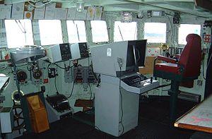Ouragan-class landing platform dock - Image: FS Ouragan 1