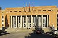 Facultad de Medicina (Universidad Complutense de Madrid), Pabellón Central.JPG