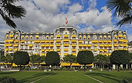 Montreux Palace Hotel