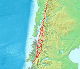 FALLAS SISMICAS DE CHILE  260px-Falla_Liqui%C3%B1e-Ofqui
