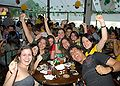 Fans in Brasilia during Brazil & North Korea match at World Cup 2010-06-15 1.jpg