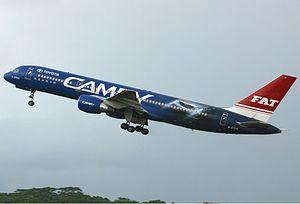 Far Eastern Air Transport Boeing 757 'Camry' Spijkers.jpg