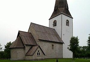 Fardhem Church - Image: Fardhems kyrka Gotland kl 1