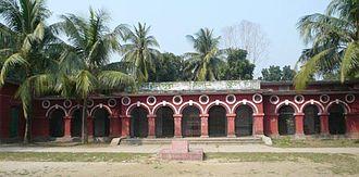 Pulin Behari Das - Faridpur Zilla School, where he studied